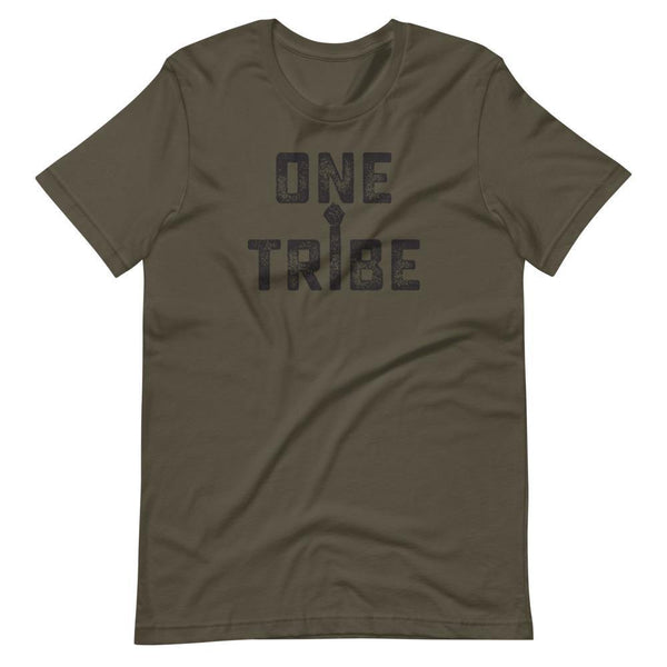 One Tribe Raised Fist Unisex Tee - The 6th Clothing Co.
