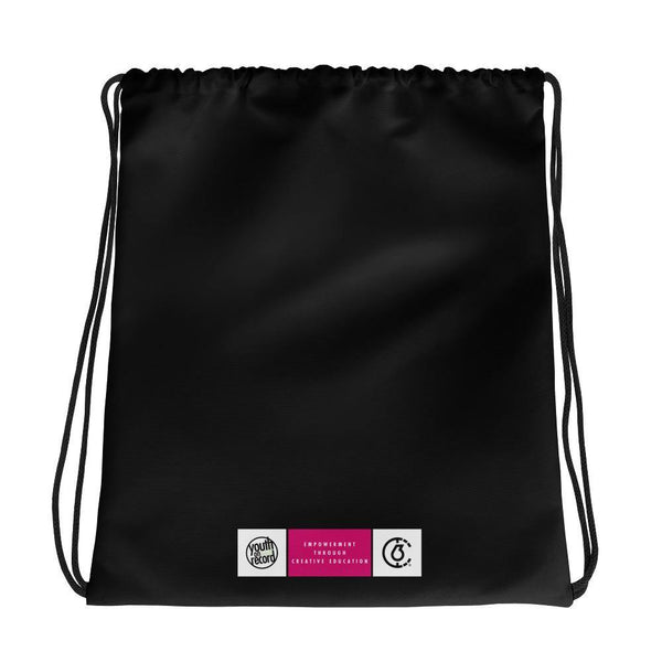 Youth on Record 2020 Music Matters Drawstring Bag