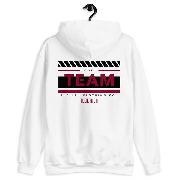 6th TEAM Sponsored Unisex Hoodie