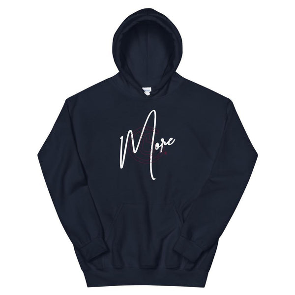 More Icon Unisex Hoodie - The 6th Clothing Co.