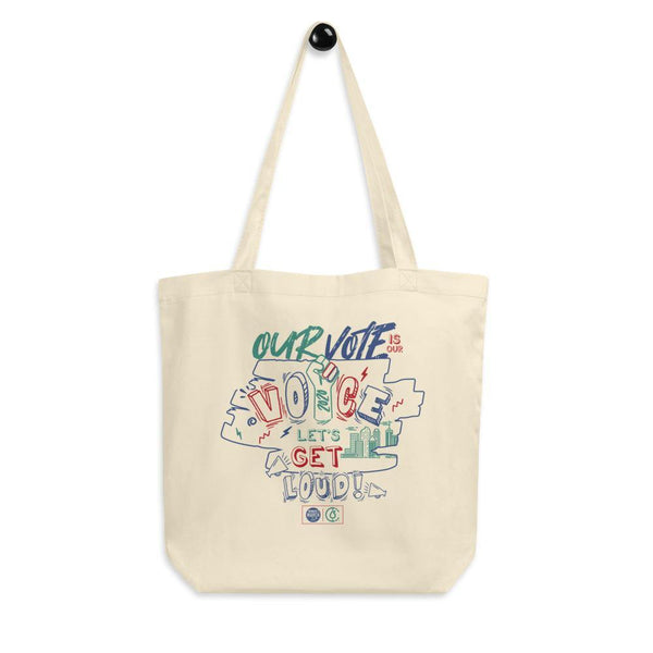 Womxns March Denver Eco Tote Bag - The 6th Clothing Co.