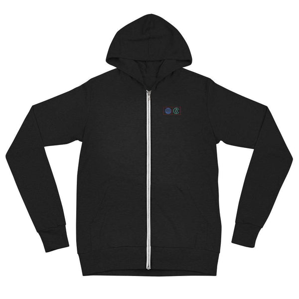 Womxns March Denver Unisex Zip Hoodie