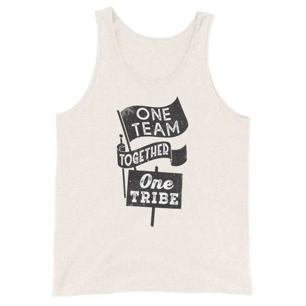 One Team Together One Tribe Unisex Tank Top