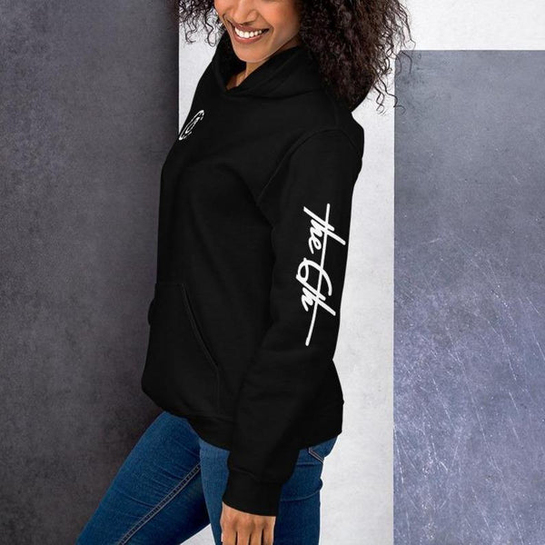 Black Signature Hoodie - Unisex - The 6th Clothing Co.