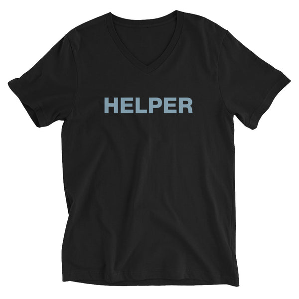 A Little Help Unisex V-Neck Tee