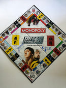 Jay & Silent Bob Monopoly Games Signed TWICE by Both Kevin Smith and Jay Mewes!