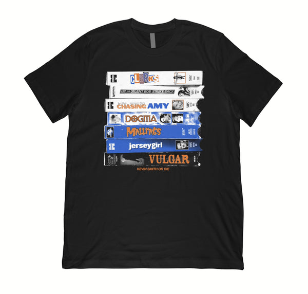 Kevin Smith Stack T-Shirt (Studiohouse Designs)