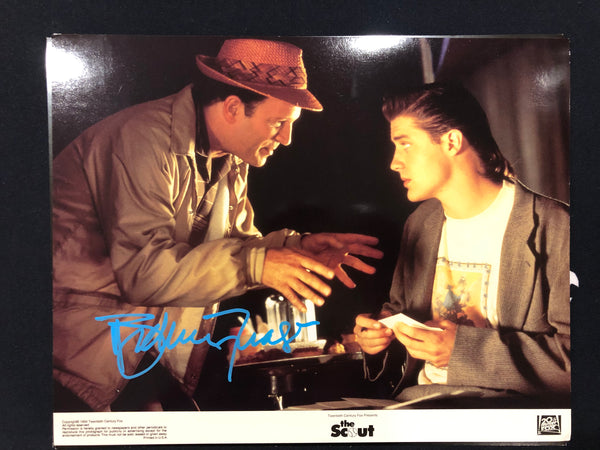"BRENDAN FRASER - The Scout Original Lobby Card ""Advice"""