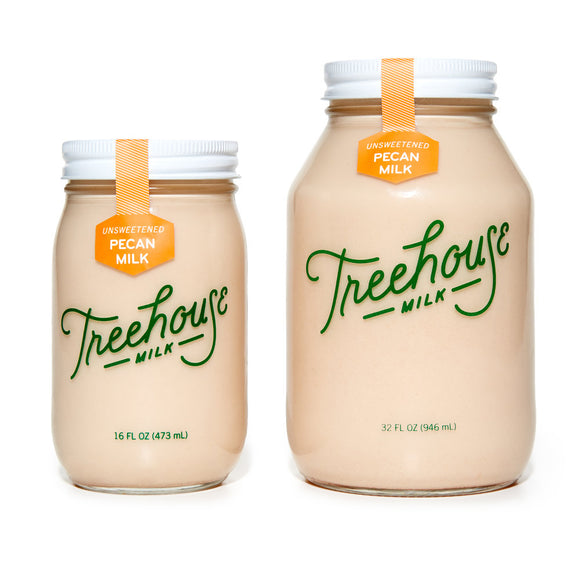Georgia Pecan Milk - Unsweetened