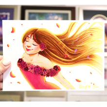"Load image into Gallery viewer, ""Breeze"" Holo Print (Signed) [PRE-ORDER]"