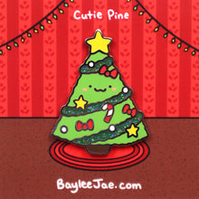"Load image into Gallery viewer, ""Cutie Pine"" Enamel Pin [PRE-ORDER]"