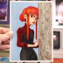 "Load image into Gallery viewer, ""Glare"" Holo Print (Signed) [PRE-ORDER]"