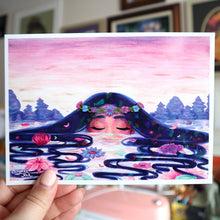 "Load image into Gallery viewer, ""Lac"" Holo Print (Signed) [PRE-ORDER]"
