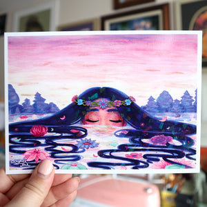 """Lac"" Holo Print (Signed) [PRE-ORDER]"