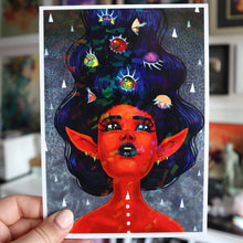 "Load image into Gallery viewer, ""Universe"" Holo Print (Signed) [PRE-ORDER]"