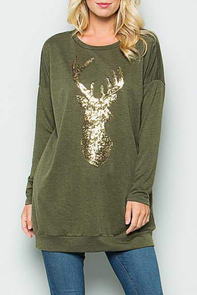 long-sleeve-crew-neck-sparkly-metallic-holiday-reindeer-sweatshirt