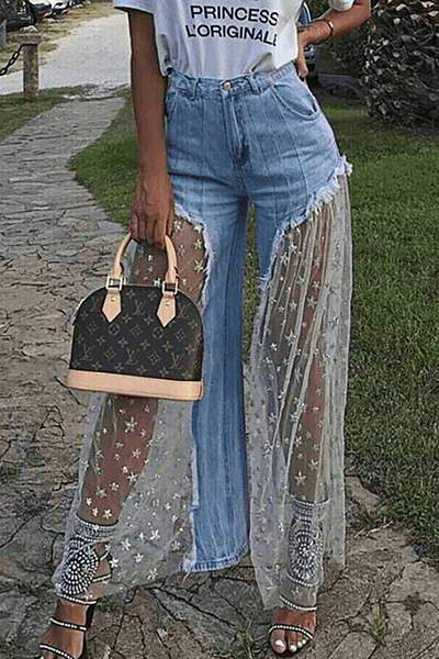 low-rise-wide-leg-sheer-panel-unique-flared-white-blue-jeans