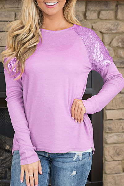 sequin-detail-long-sleeve-round-neck-multi-length-sparkly-t-shirt