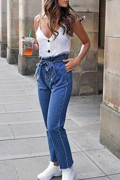 high-waist-slim-fit-cropped-on-trend-plain-blue-belted-jeans