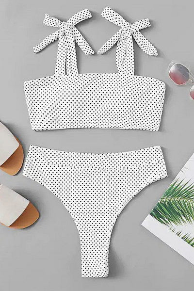 Two Piece Print Bikini