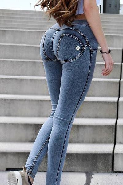 medium-rise-skinny-fit-butt-lift-enhance-stretch-denim-jeans-jeggings