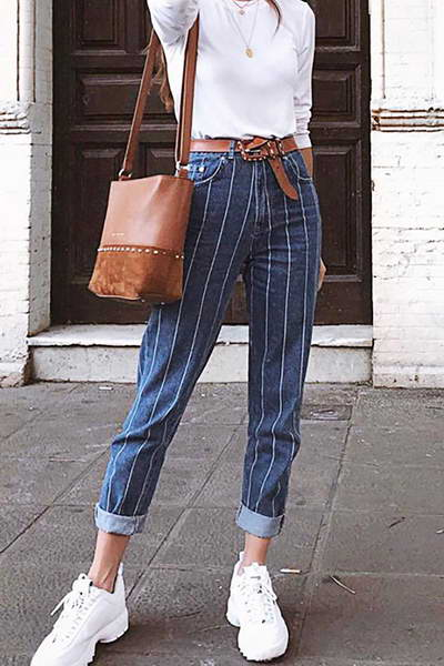 blue--white-stripe-high-waist-slim-fit-long-cool-pinstripe-pants
