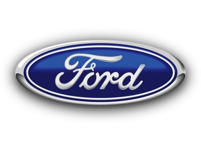 Ford F150 Tailgate Emblem Blue Oval 2009 2010 2011 without Camera - FordPartsOne