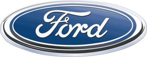 2007 2012 Ford Escape Lift Gate Blue Oval Emblem - FordPartsOne