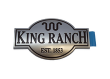 King Ranch Tailgate Emblem 2011 2016