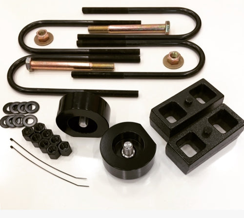 E250 E350 2WD SUSPENSION LIFT KIT 2 INCH - FordPartsOne