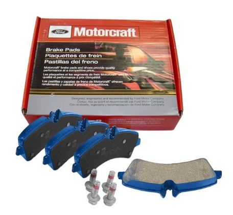Motorcraft BRSD-1334 - SuperDuty Ceramic Rear Disc Brake Pads