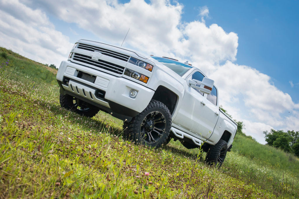 zone offroad 2011 18 chevy 2500hd 3 adventure series lift system fordpartsone