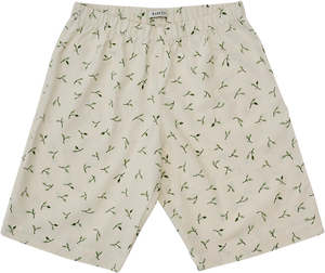 Shorts made from vintage cotton from the 1970ies. This item is one-of-a-kind and made by hand in Denmark.  100% cotton Loose fit - Small unisex