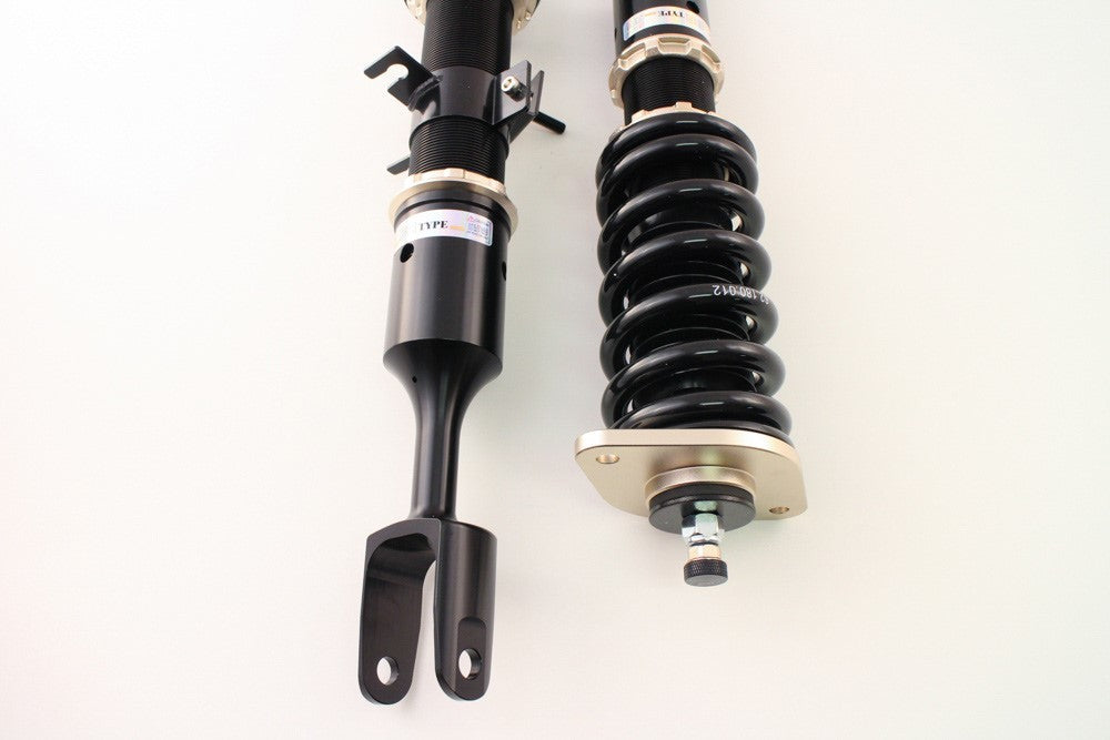 BC Racing BR Series Coilovers - Nissan 350z/G35