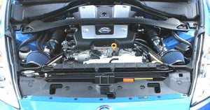 Jim Wolf Technology Dual Pop Charger Intake System for 2009+ Nissan 370Z