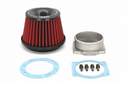 Apexi Power Intake UNIVERSAL FILTER AND 98MM FLANGE