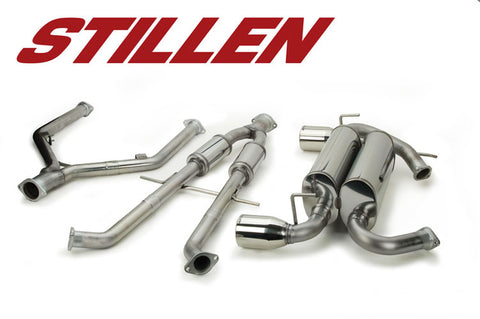 Stillen Cat-Back Exhaust 09-17 370Z - 4.5 In Tips All Models