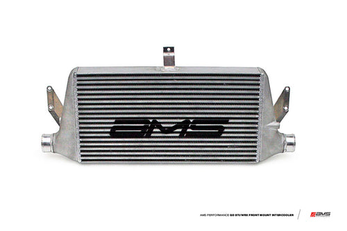 AMS 08-14 STI/WRX Front Mount Intercooler (FMIC Only)