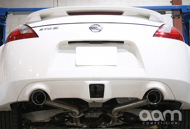 AAM Competition Sports Tail Section - Nissan 370Z 09+