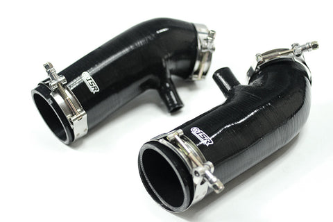 ISR Performance Silicone Air Intake Tubes - Nissan 350Z HR 370z / Infiniti G37