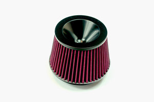 "ISR Performance Universal Shorty Cone Air Filter - 3"" Inlet"