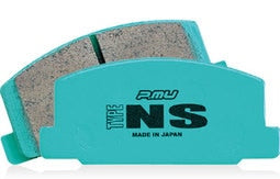 Project Mu Type-NS Front Brake Pads - Nissan 350Z And G35