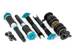 Accuair TWR Front And Rear Air Suspension Kit For 370Z
