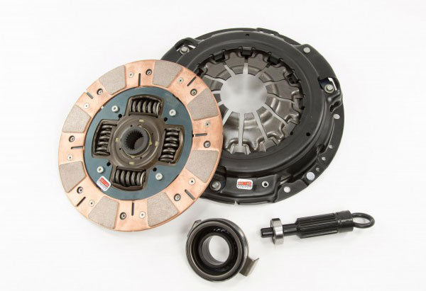 Competition Clutch - Stage 4 - 6 Pad Ceramic - Nissan 370Z 3.7L 2009-2010