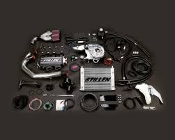 Stillen Supercharger Kit 09-11 370Z (No Cable)