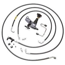 Chase Bays Brake Line Relocation Inbay BBE For Nissan 350Z/G35