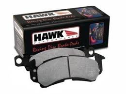 Hawk HP+ Rear Brake Pads For 350z (With Brembo)