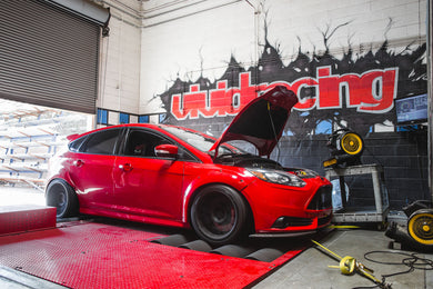 VR Tuned ECU Flash Tune Ford Focus ST 2.0L EcoBoost