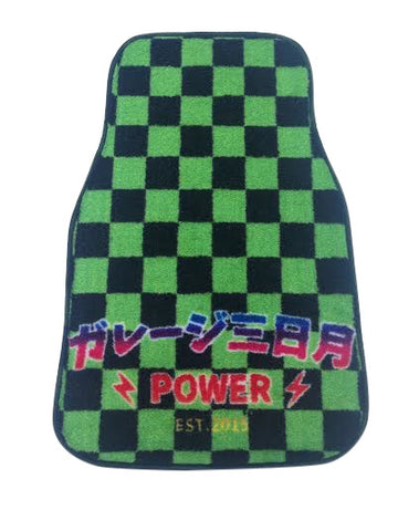 Garage Moon Power Floormats