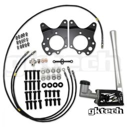 GKtech Hydraulic E-Brake Setup For Nissan 350Z/370Z